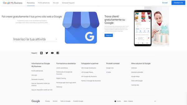 Google My Business un'opportunità da non perdere!