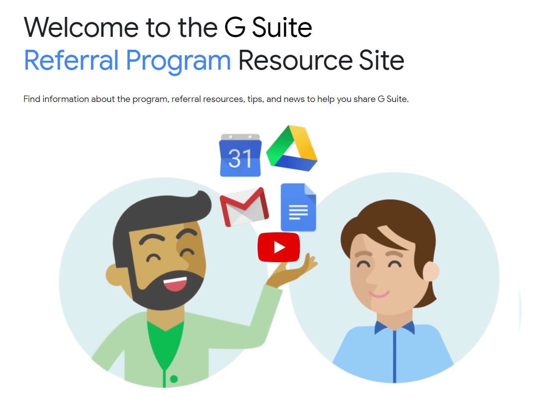 Che cos'è Google G Suite?